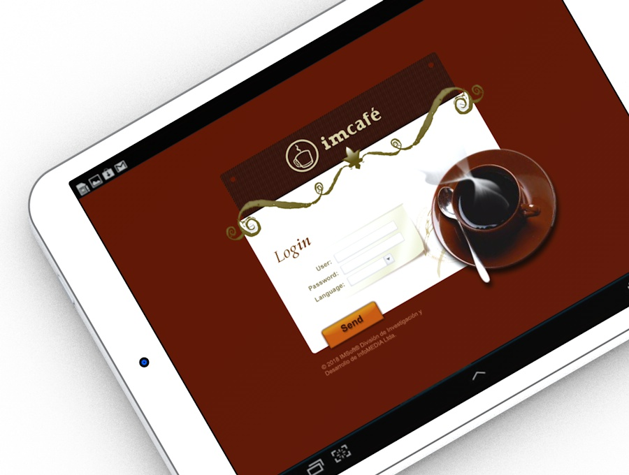 IMCafé – Remote Management over the Internet