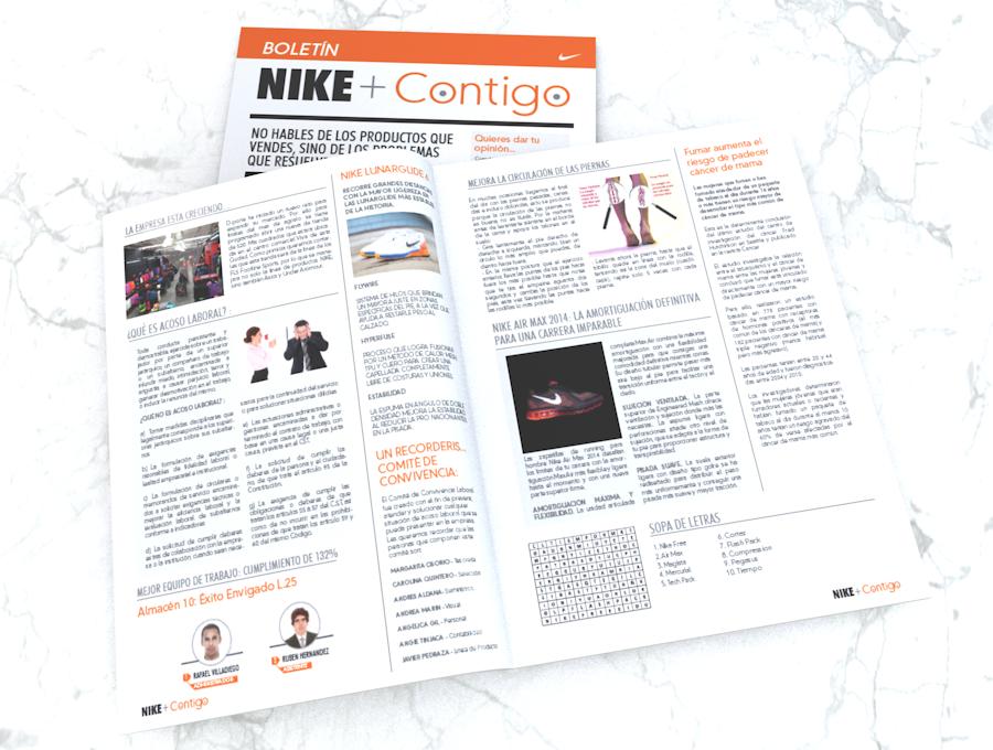 Nike Stores Newsletter